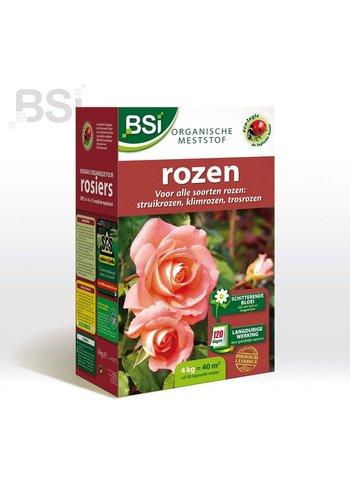 BSI Bio meststof rozen 4kg
