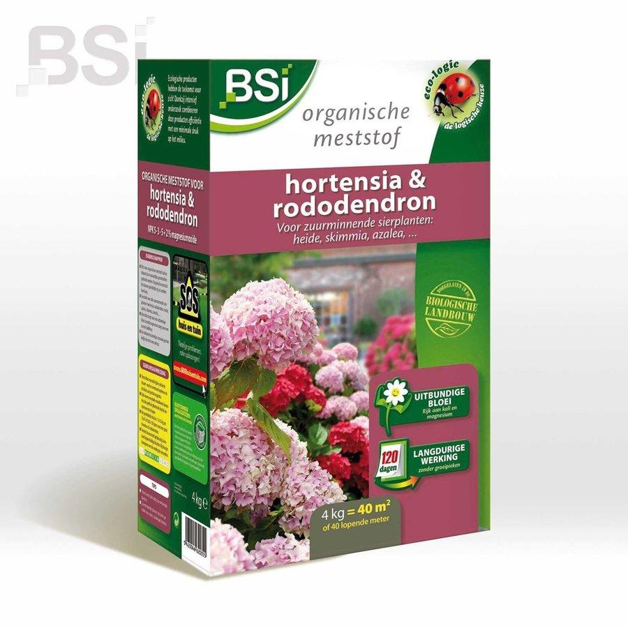 Bio meststof hortensia en rododendron 4kg-1