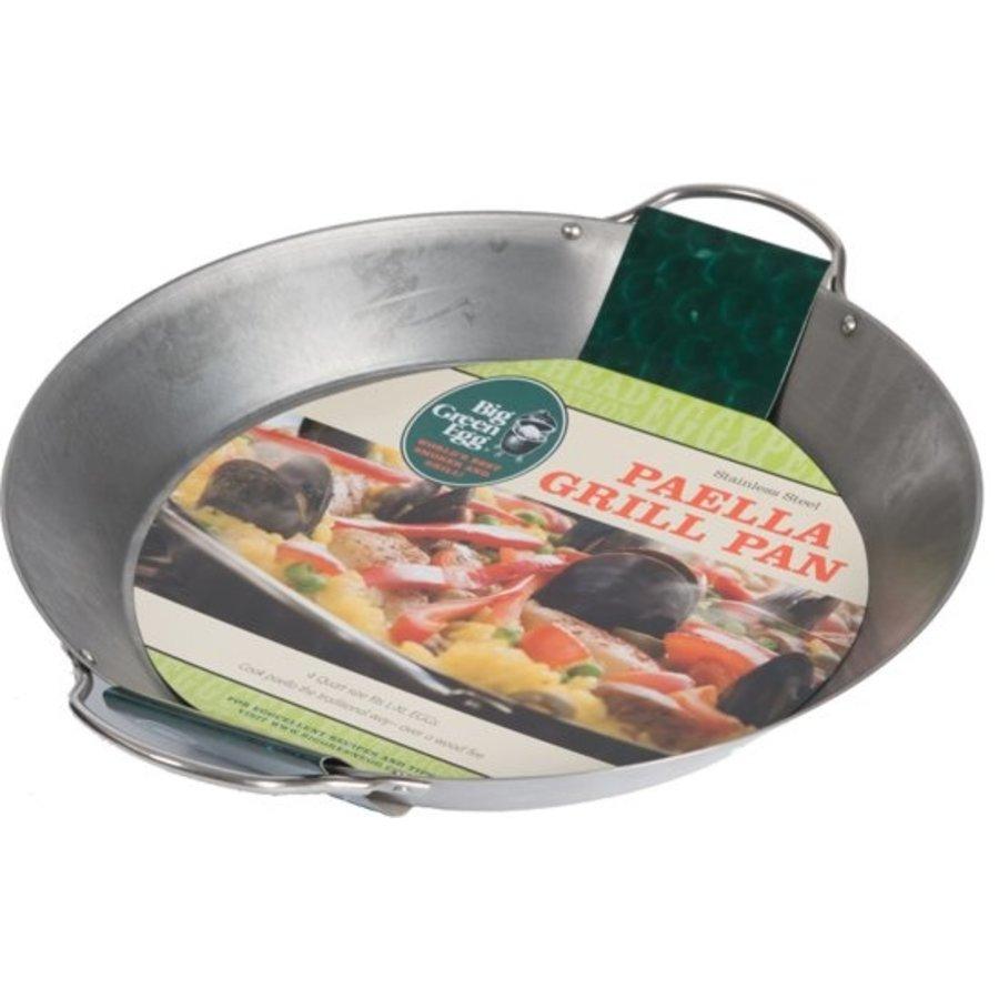 Stir-Fry &Paella Pan BGE-1