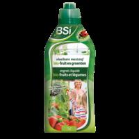 Vloeibare bio meststof fruit en groenten 1L