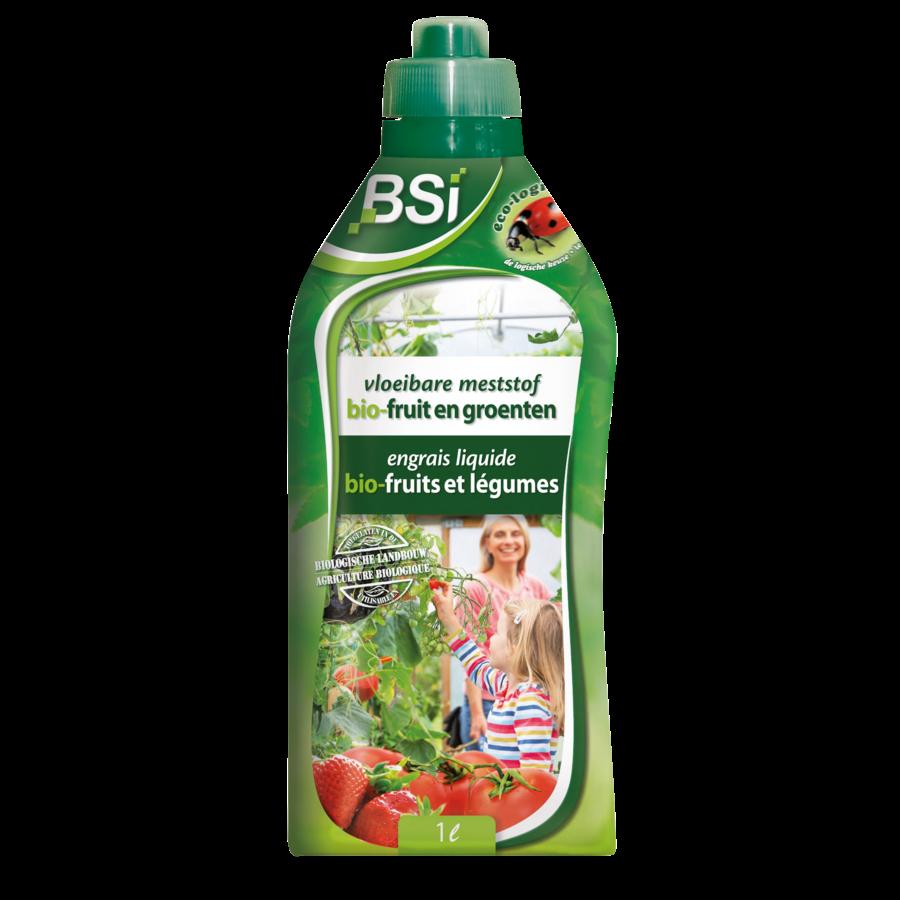 Vloeibare bio meststof fruit en groenten 1L-1