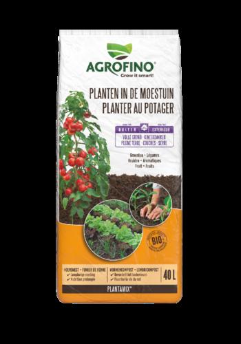 Agrofino Potgrond plantamix moestuin 40L