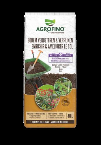 Agrofino Potgrond bodem verbeteren 40L