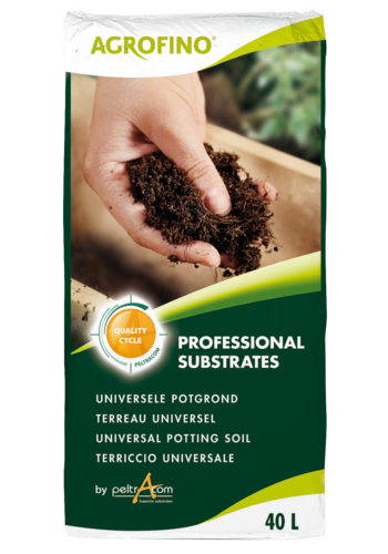 Agrofino Universele potgrond 40L professional substrates
