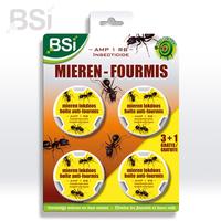 Mierenlokdozen 4 stuks