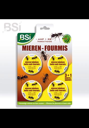 BSI Mierenlokdozen 4 stuks