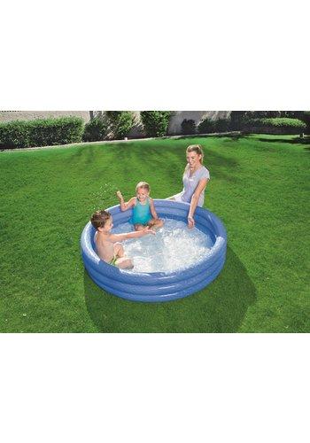 Bestway Zwembad 3-rings 152xH30cm Play Pool