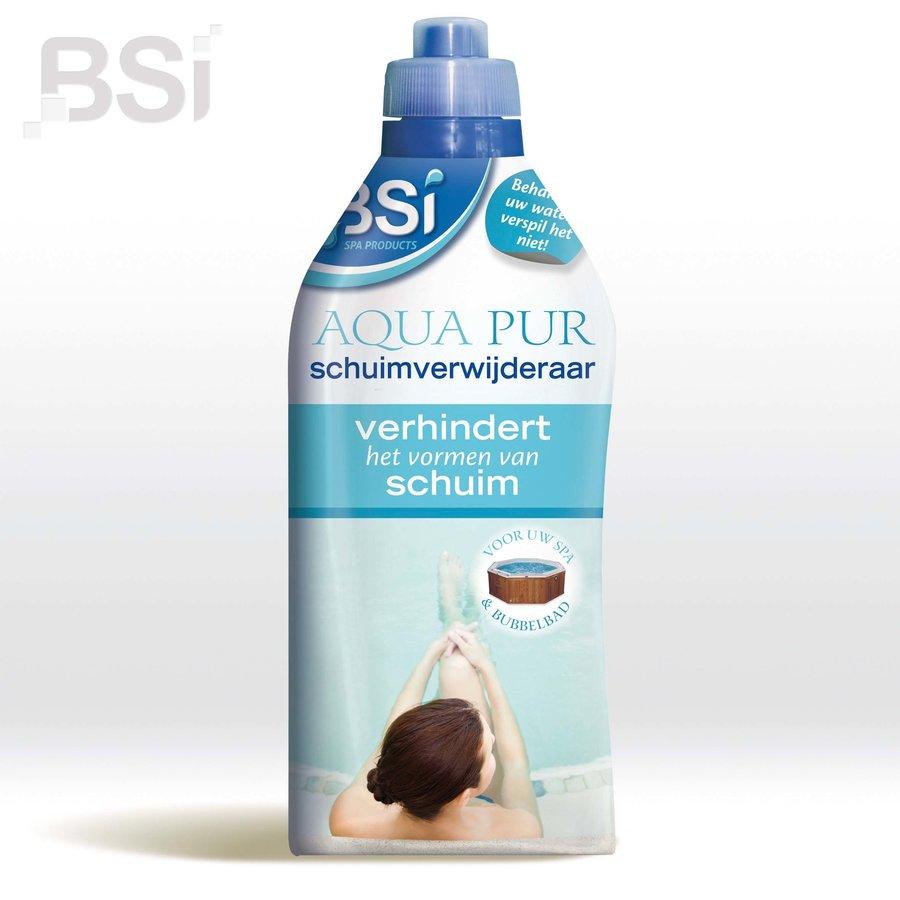 Aqua pur schuimverwijderaar 1L-1