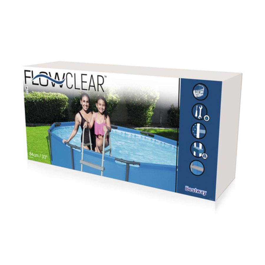 Zwembadladder 84cm-3