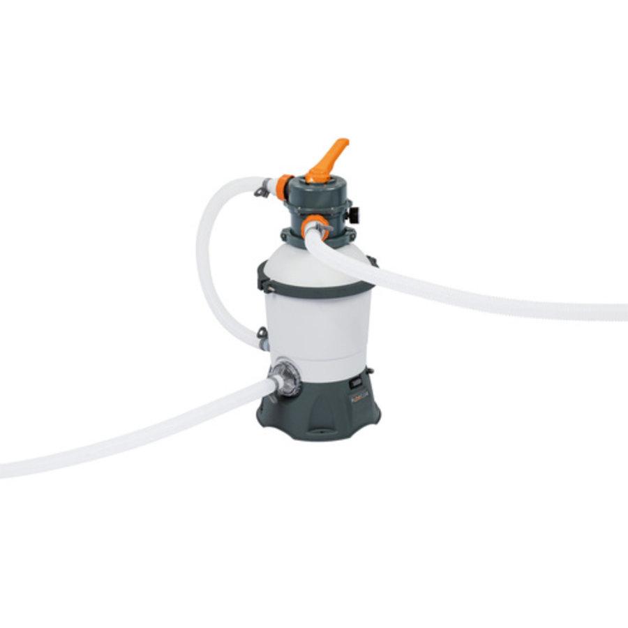 Zandfilter 3,0m³/uur-3