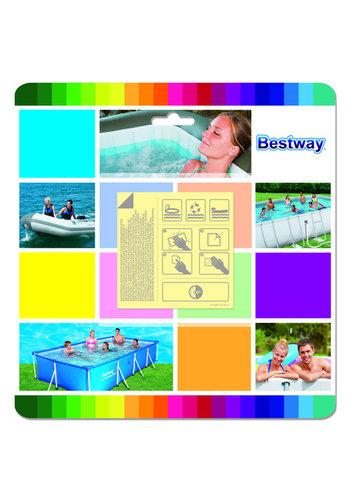 Bestway Reparatie Plakker voor Onderwater/10