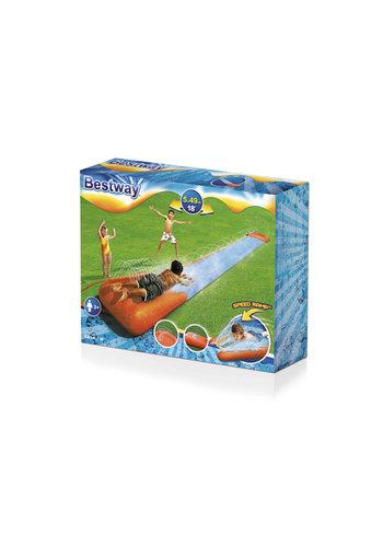 Bestway H2OGO! Waterglijbaan Single slide Helling