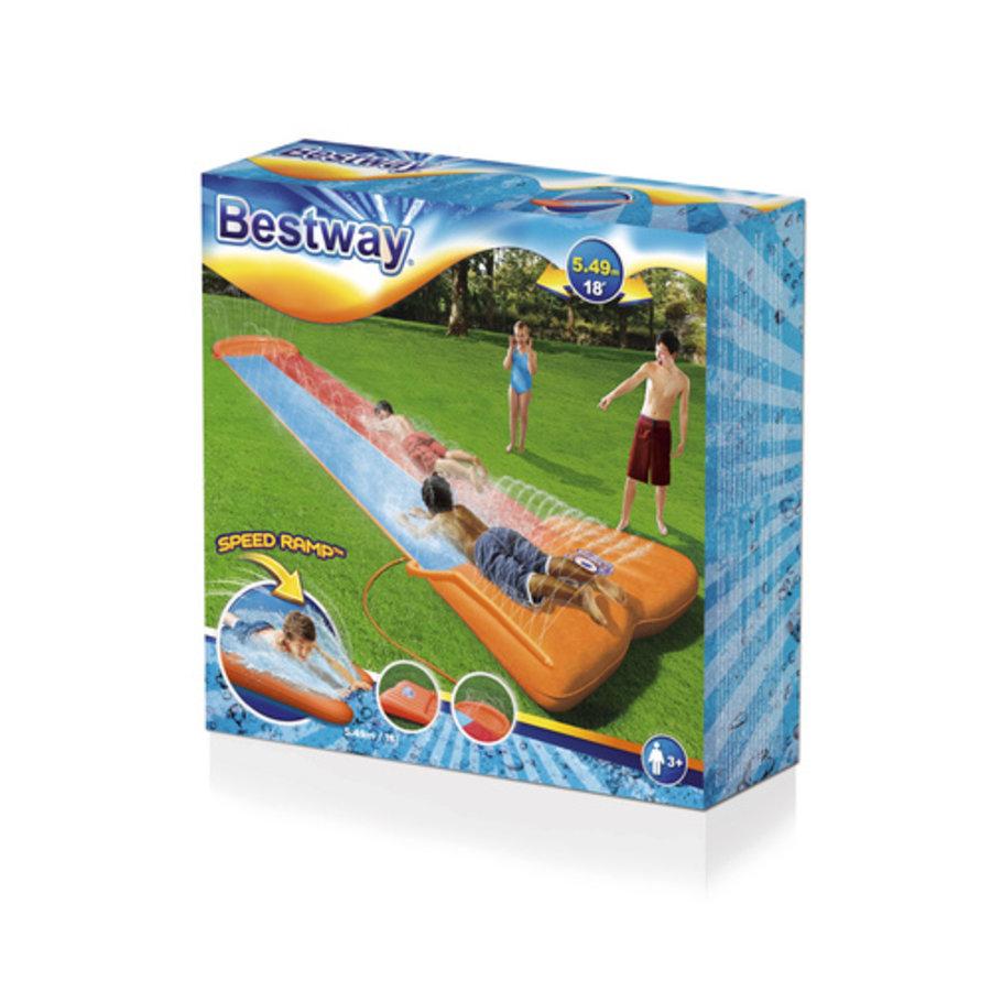 H2OGO! Waterglijbaan Double Slide Helling-2