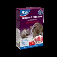Rodi Bro ratten en muizen pastalokaas 150gr (15x10gr)