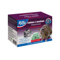 Generation Block ratten en muizen blokjeslokaas 300gr (15x20gr)