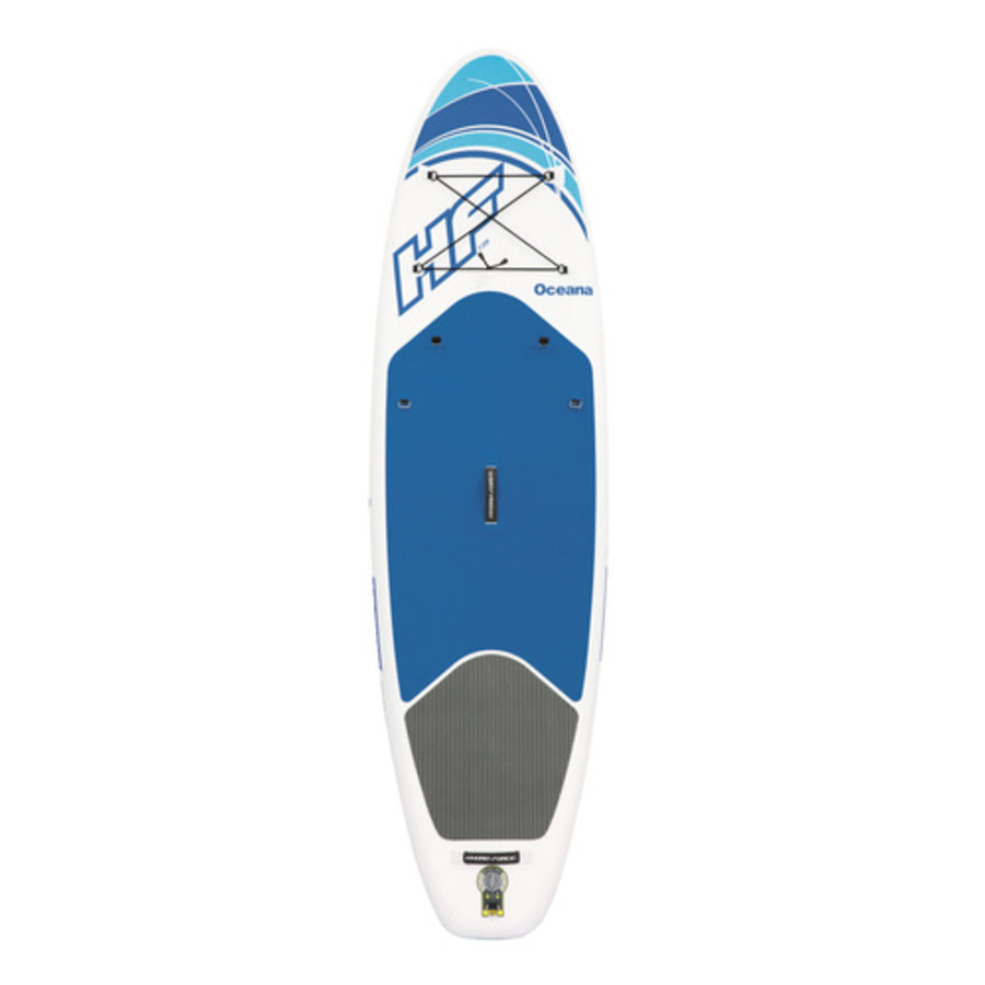 SUP Board Oceana Deluxe 305x84x15cm-1