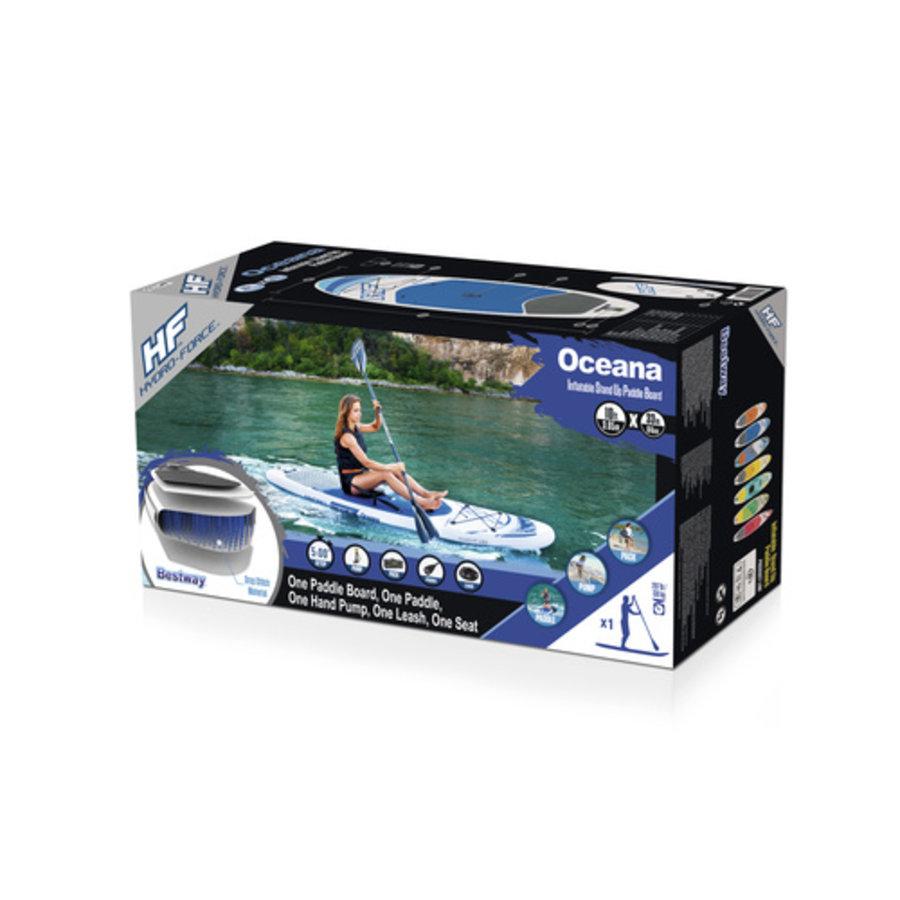 SUP Board Oceana Deluxe 305x84x15cm-9