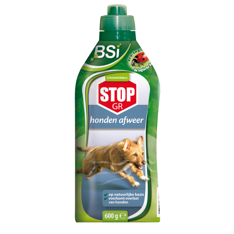 Stop GR afweermiddel tegen honden, 600gr-1