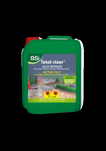 BSI Total Clear allesreiniger, 5L
