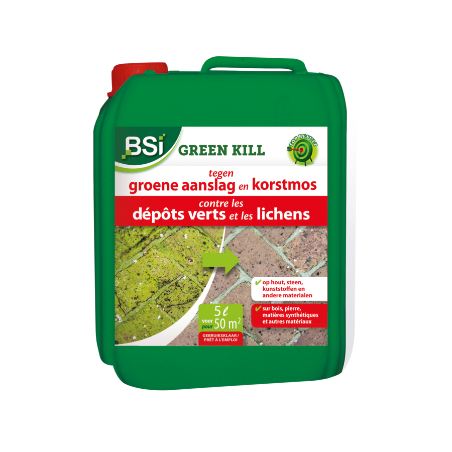 Green Kill tegen groene aanslag en korstmossen, 5L-1