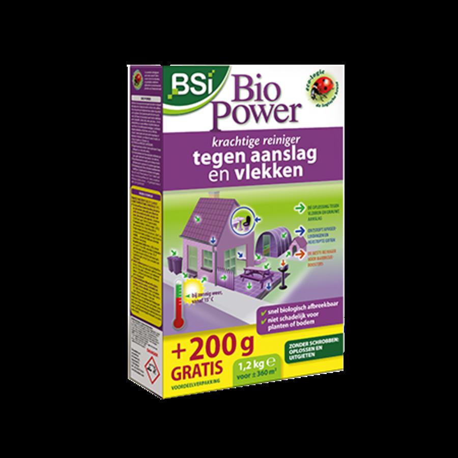 Bio Power tegen aanslag en vlekken-1