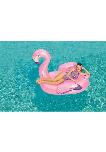 Bestway Luxury Flamingo Extra Groot 173x170cm