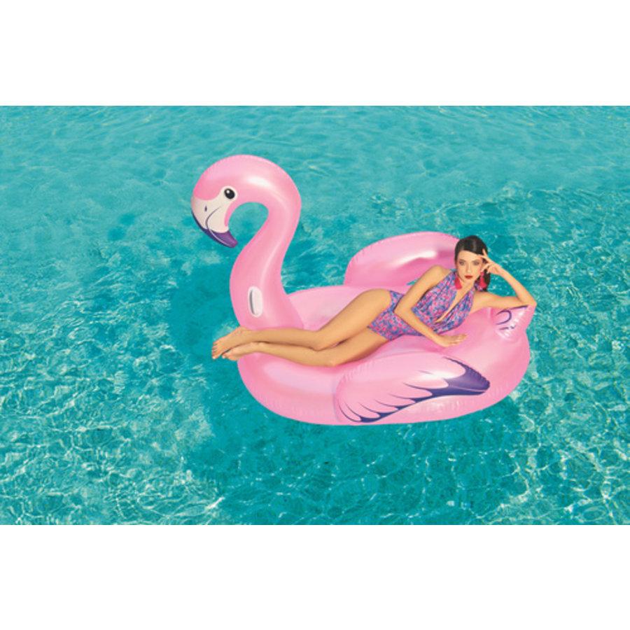 Luxury Flamingo Extra Groot 173x170cm-1
