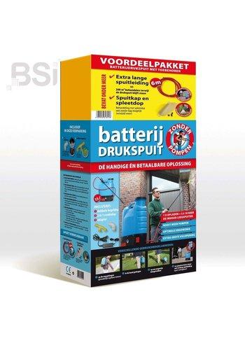 BSI Batterijdrukspuit