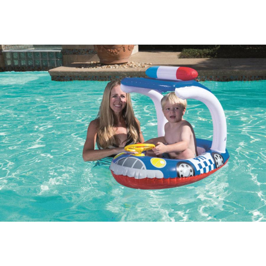 Kinderbootje Auto UV 98cmx66cm-2