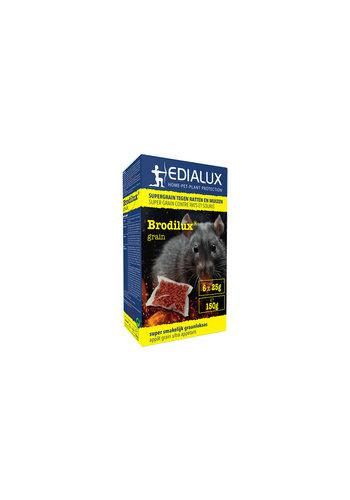 Edialux Brodilux graanlokaas tegen ratten en muizen