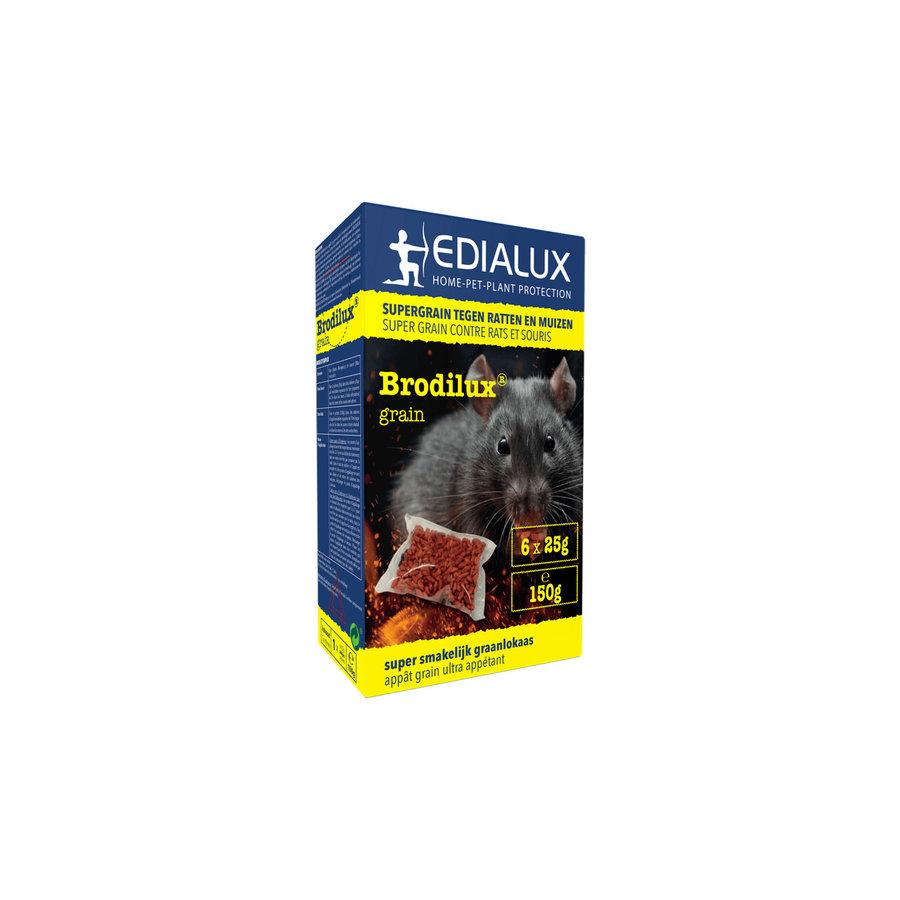 Brodilux graanlokaas tegen ratten en muizen-1