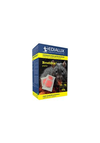 Edialux Brodilux pastalokaas tegen ratten en muizen
