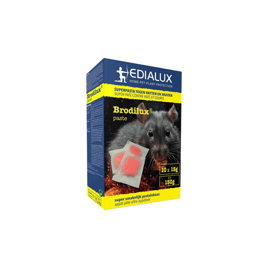 Brodilux pastalokaas tegen ratten en muizen-1