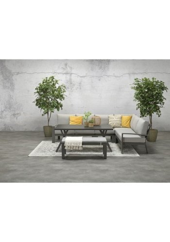 Garden Impressions Loungeset Rondo 6-dlg