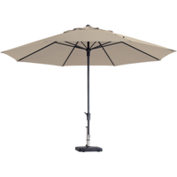 thumb-Parasol Paros luxe, 300cm-7