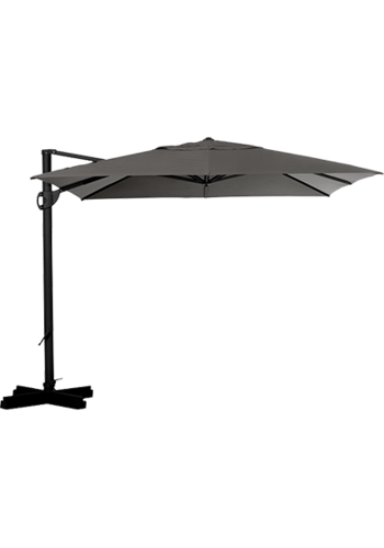 Madison Zweefparasol Cannes 300x370cm