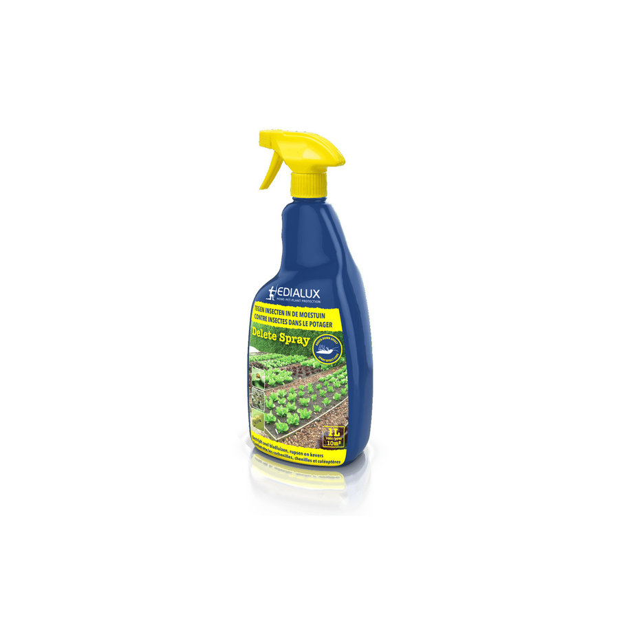 Delete spray moestuin, 1L-1