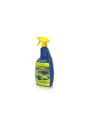 Edialux Delete spray siertuin, 1L