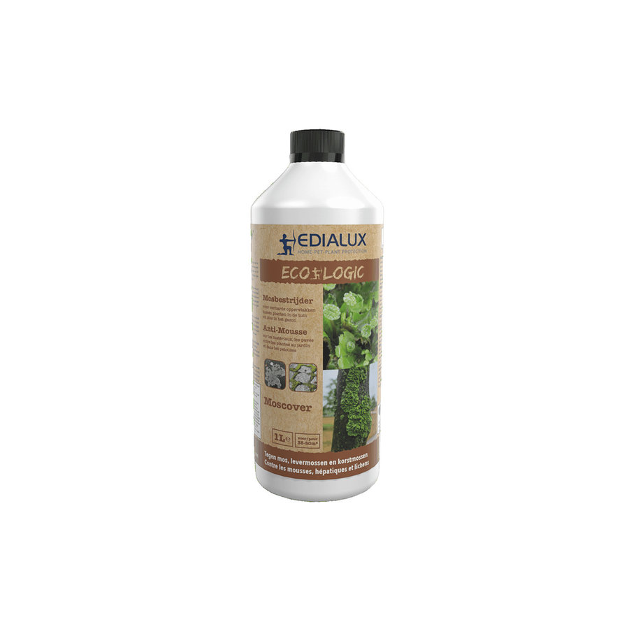 Ecologische mosbestrijder Moscover, 1L-1