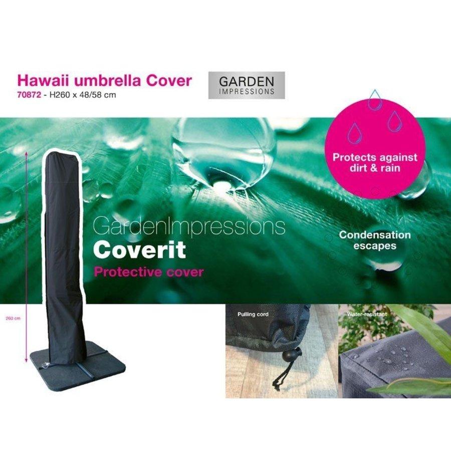 Hawaii parasolhoes voor zweefparasols-2