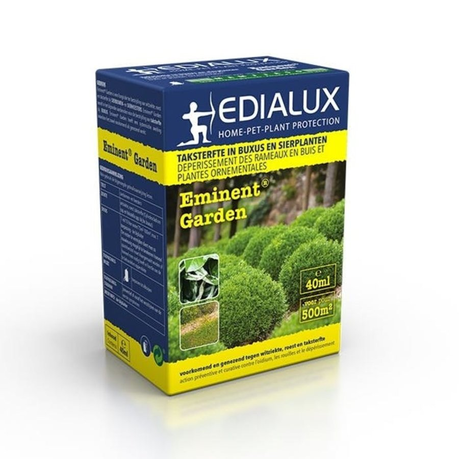 Eminent Garden, ter bestrijding van schimmelziekten-2
