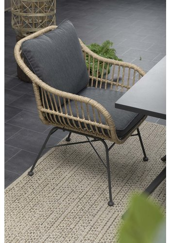 Garden Impressions Dining fauteuil Margriet