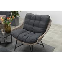 thumb-Loungestoel met voetenbankje-3