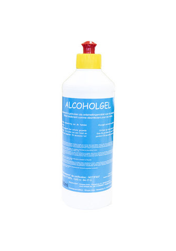 Alcoholgel 500ml