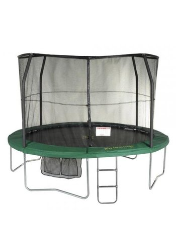 Jumpking Trampoline Jumppod Deluxe 370