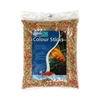 Vijversticks mixed colours, 15 L