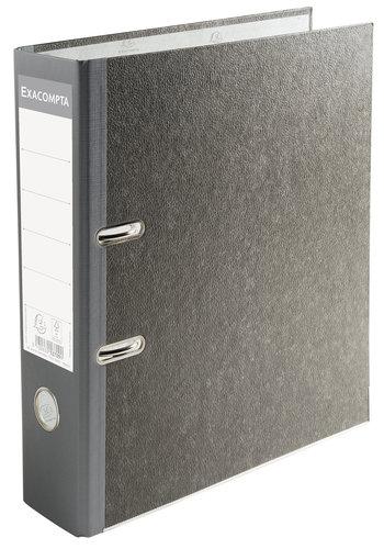 Exacompta Ordner Prem'Touch, 80mm, A4, grijs