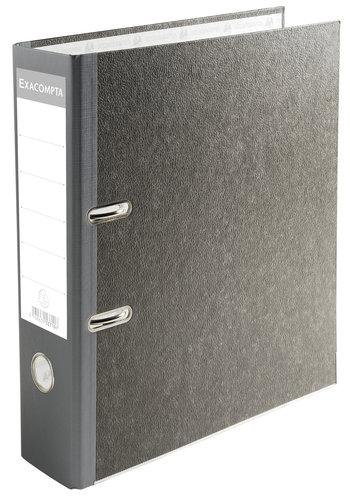 Exacompta Ordner Prem'Touch, 70mm,  A4, grijs