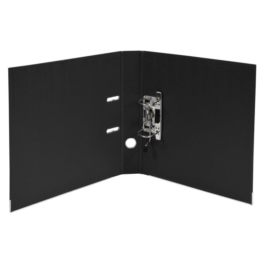 Ordner Prem'touch, 50mm, A4 maxi, zwart-4