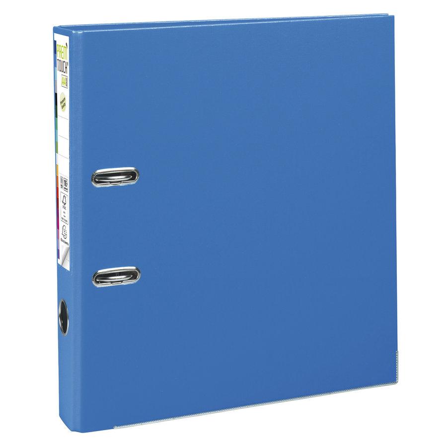 Ordner Prem'touch, 50mm, A4 maxi, blauw-1